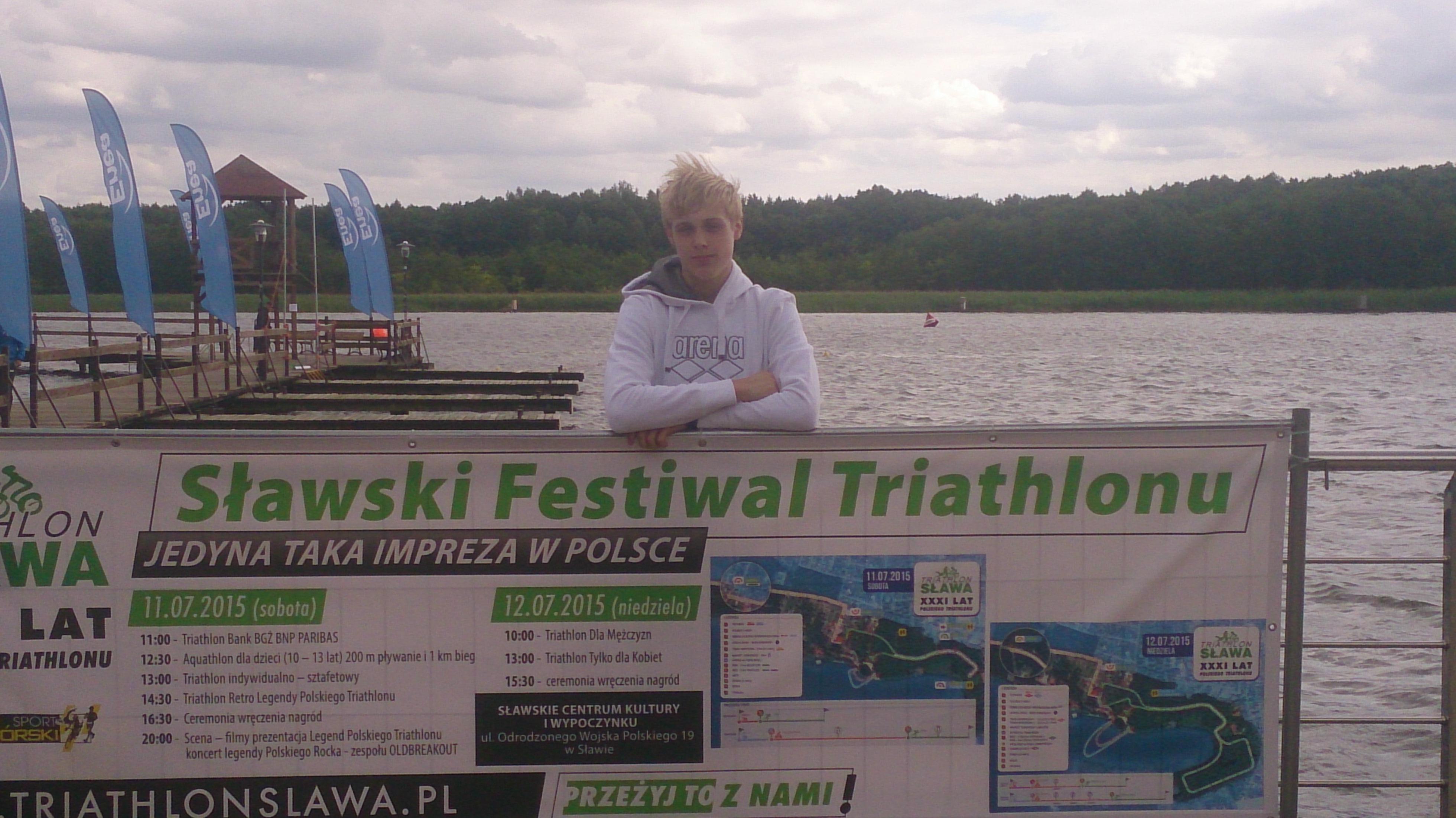 Festiwal Triathlonu w Sławie