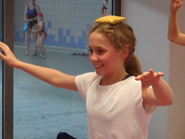 Natalia i ćwiczenia progresywne