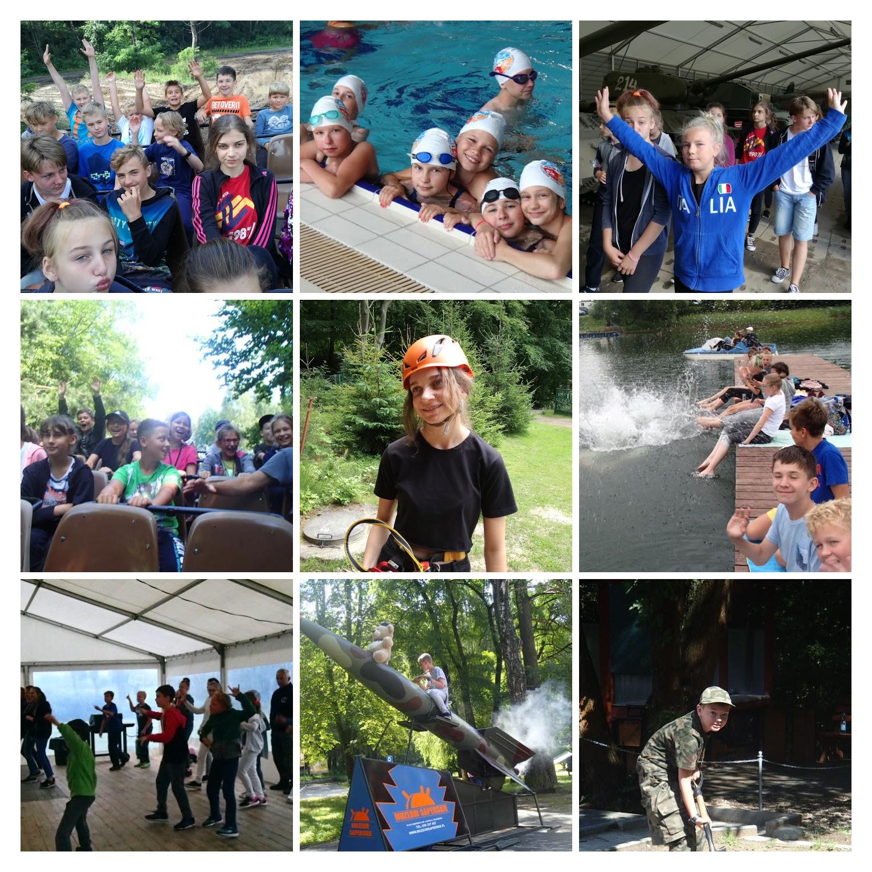 Obóz w Chmielnie zakończony