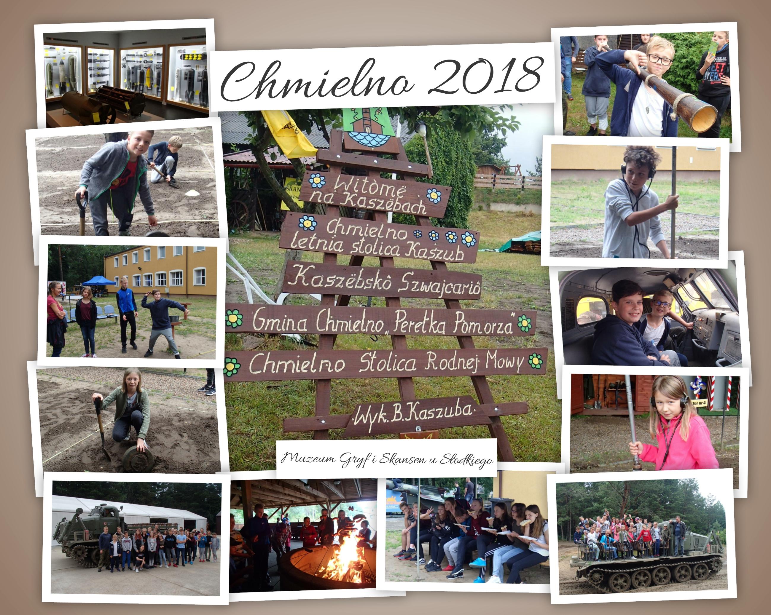 Obóz Chmielno 25.06-04.07.2019 r.