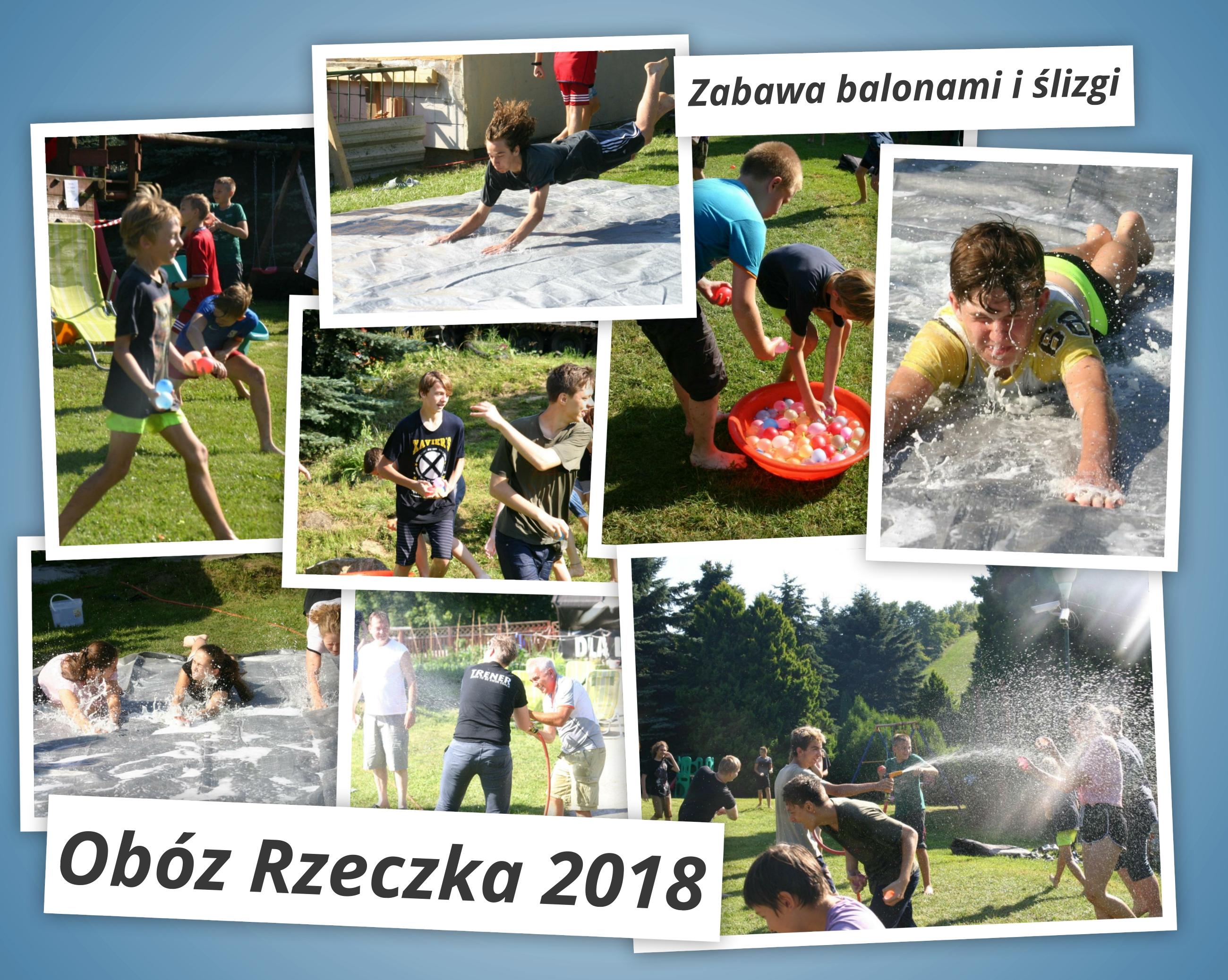 Obóz Rzeczka – już połowa za nami