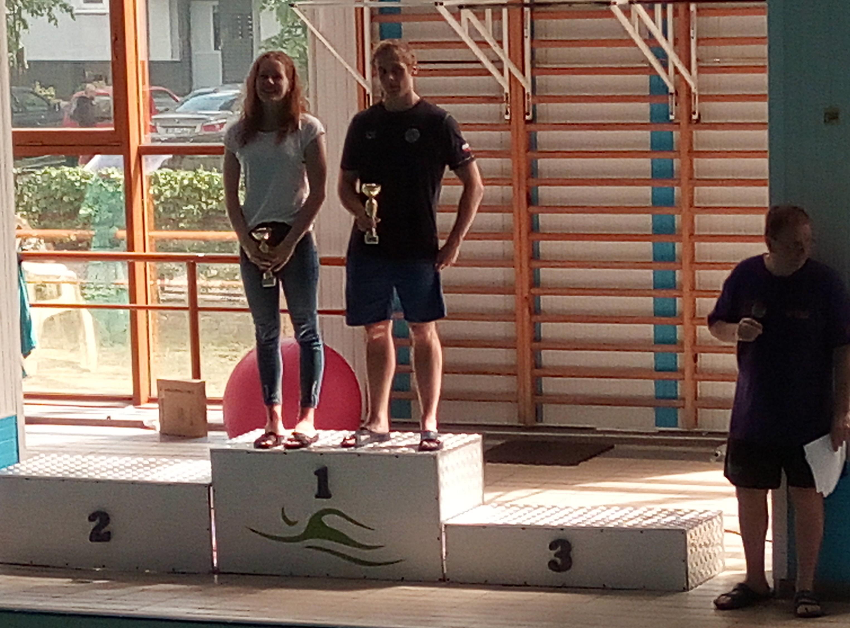 Puchar Sprintu w Zielonej Górze dla naszego instruktora :)