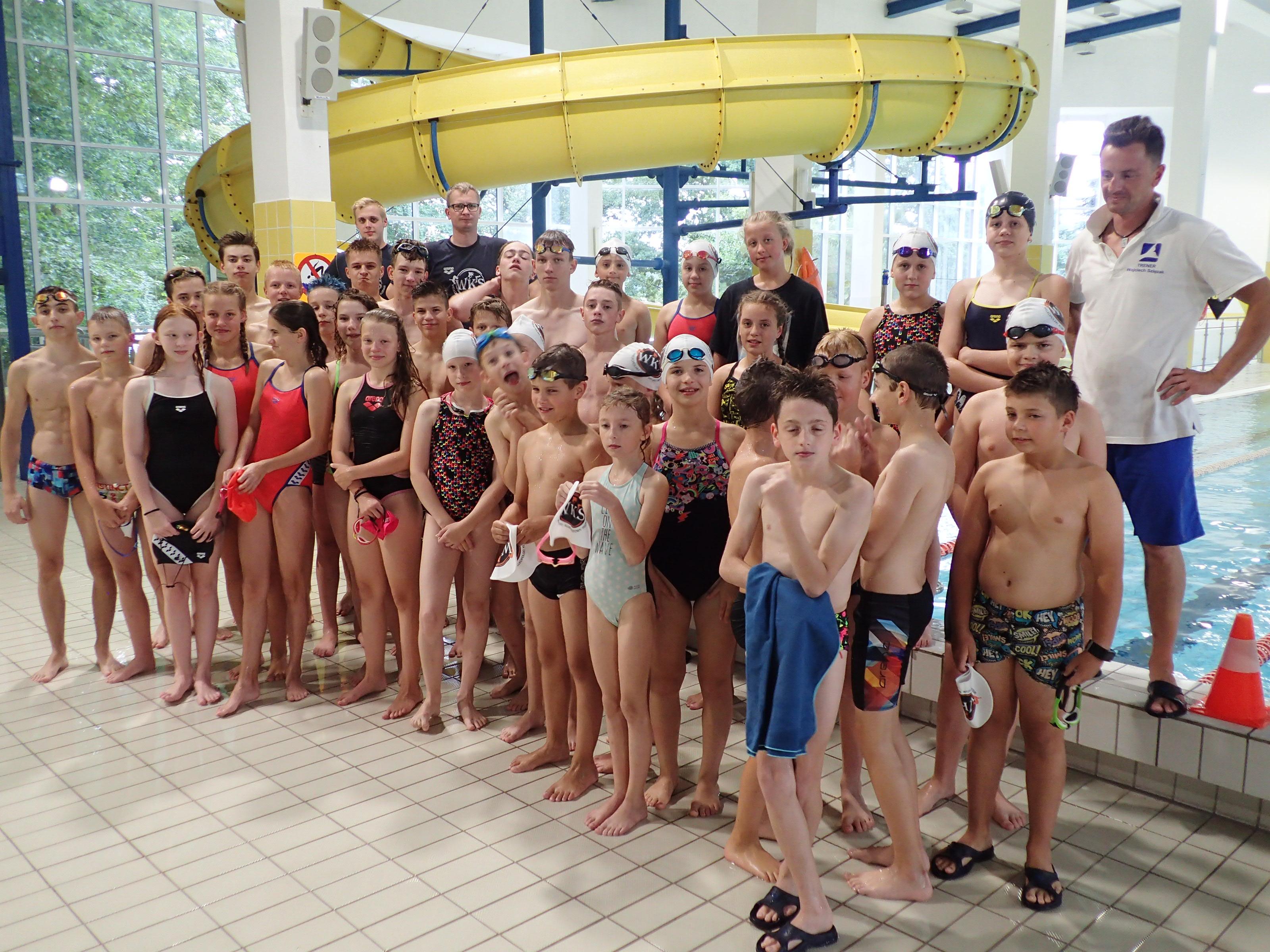 Choszczno – obóz pływacki :)