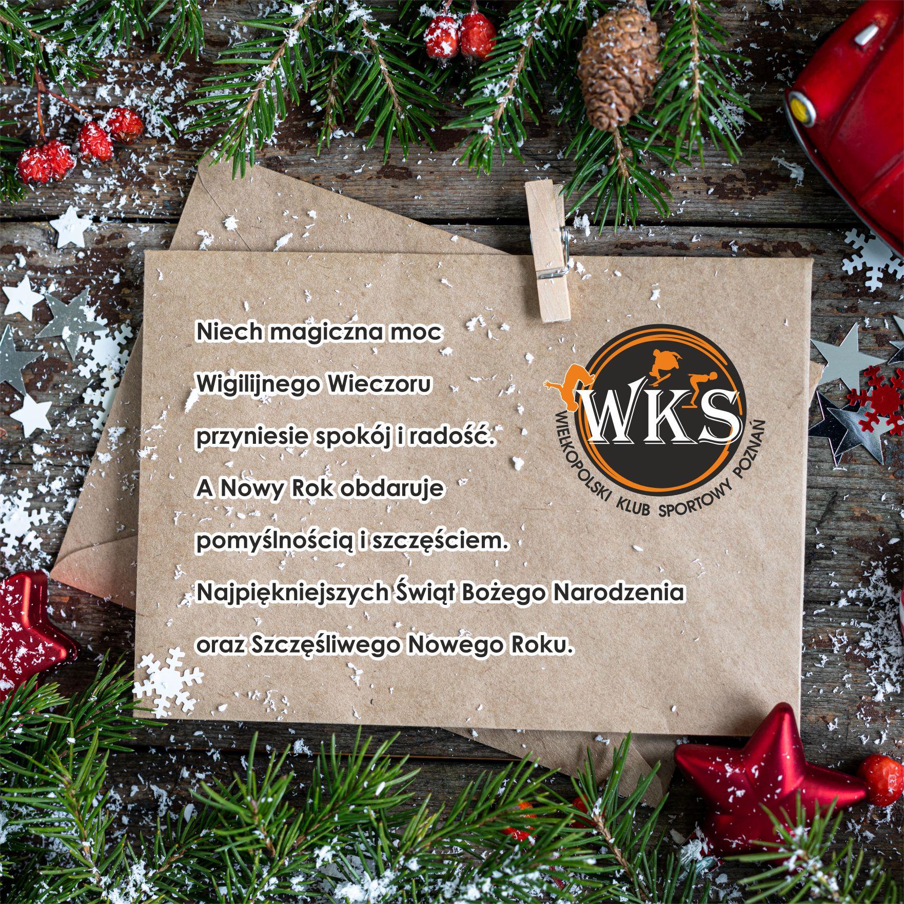 Życzenia od WKS